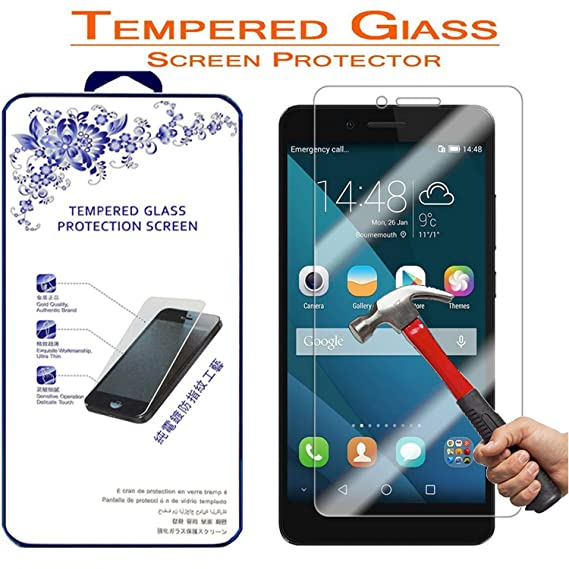 Glass Screen Protector,for Huawei Honor 5X Nacodex Tempered Glass Screen  Protector (for Huawei Honor 5X)