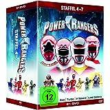 Power Rangers - Staffel 4-7 (21 Discs)