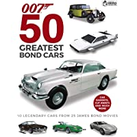 50 Greatest James Bond Cars