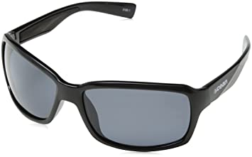 Ocean Sunglasses Venezia - Gafas de Sol polarizadas - Montura : Negro Brillante - Lentes :