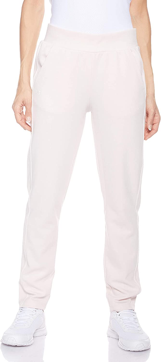Under Armour Womens Double Knit Track Pants