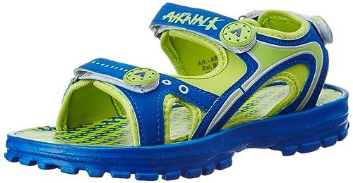 a43c23d1f Airwalk Boy s Eva Sandal Blue Synthetic Sandals and Floaters - 4C UK 37 EU