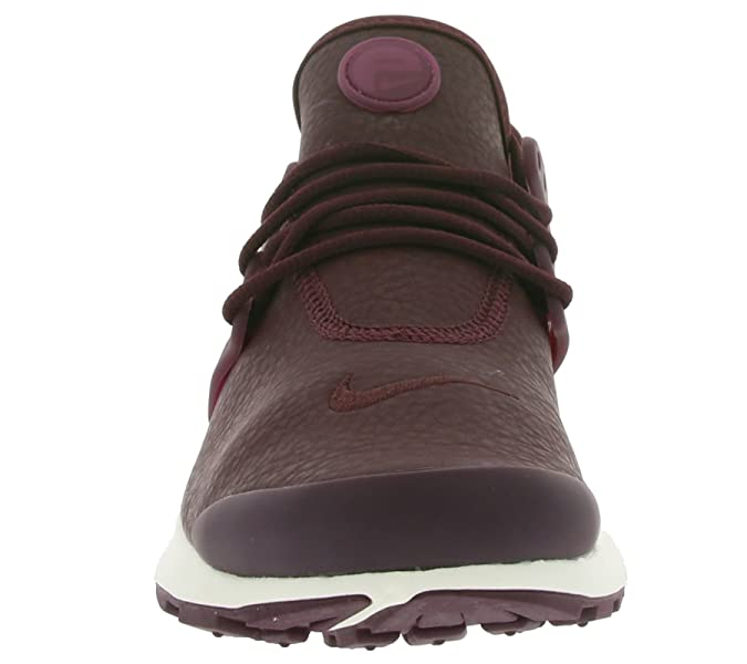 37a890346a49 Nike Women s Air Presto Premium Shoes Maroon (Night Maroon Sail Night Maroon)  5 UK  Amazon.co.uk  Shoes   Bags
