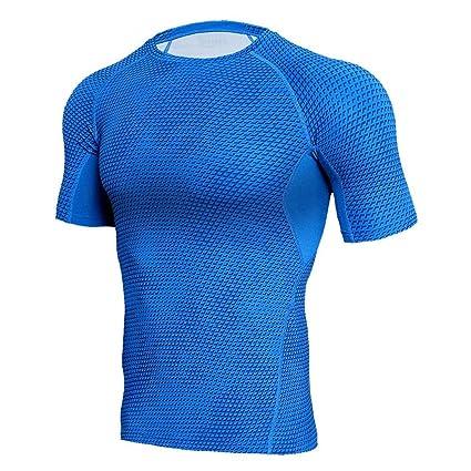 Coole Funktionsshirt Celucke Shirt KompressionsshirtSchlangen Herren Sport Muster T Performance Stretch Männer Laufshirts Kurzarm Rundhals Fitness vm0wyON8n