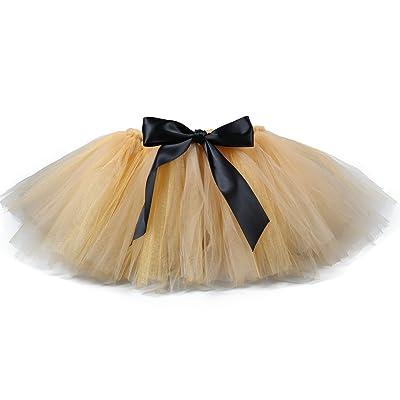 Tutu Dreams Tutu Skirts for Girls 1-14Y Handmade Puffy Skirts Holiday Recital Dance Ballet Dress Up: Clothing