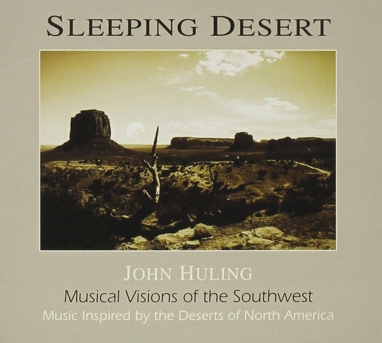 Sleeping Desert by Music Design