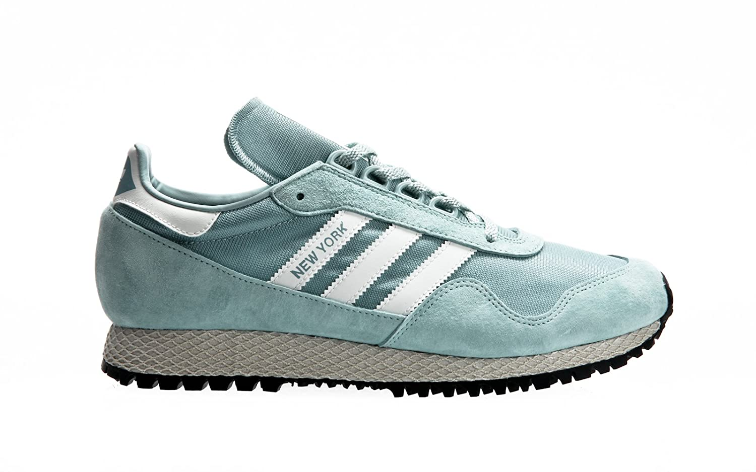 adidas New York grün Grun/Weiss/Schwarz tactile greenvintage whitecore black