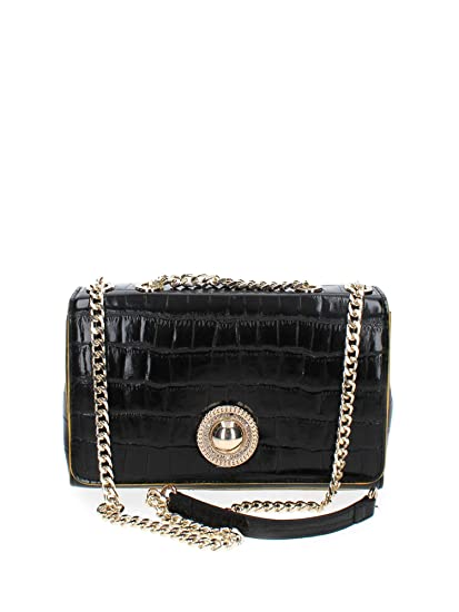 Versace Jeans Shoulder bag black  Amazon.co.uk  Clothing 68f65b4ab770e