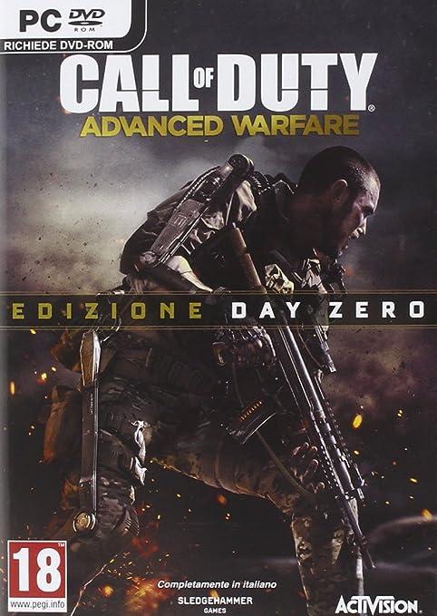 12 opinioni per Call of Duty: Advanced Warfare- Edizione Day Zero- PC