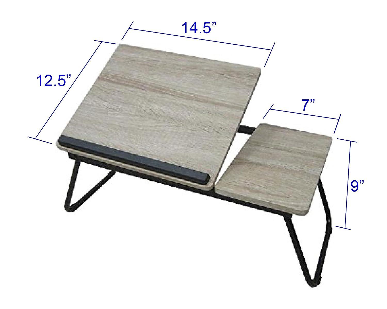Ajust vel mesa para port til cama port til bandeja livr - Mesa portatil cama carrefour ...