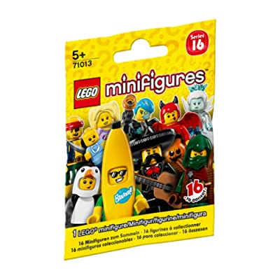 LEGO Series 16 Minifigures Blind Bag (Styles Vary, Sold Individually) - 71013: Toys & Games