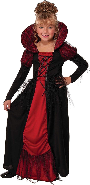 Forum Novelties Girl's Vampiress Queen Costume