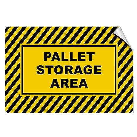 Amazon.com: Palet área de almacenamiento almacén de negocios ...