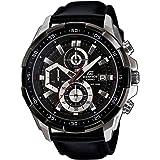 Casio Edifice Chronograph Black Dial Men's Watch - EFR-539L-1AVUDF (EX193)