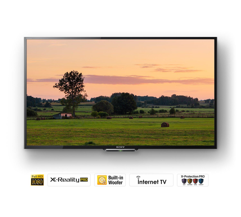 Top 10 40 inch LED TVs in India - Sony Bravia KLV-40W562D Full HD Smart LED TV