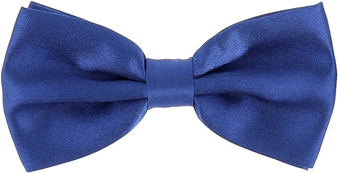 cravateSlim Pajarita Azul Rey: Amazon.es: Ropa y accesorios