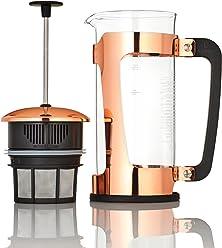 Espro Coffee Press P5-18 oz, Glass and Copper