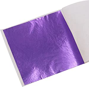 KINNO Gold Leaf Sheets,100 Sheets 3.15