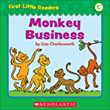 First Little Readers: Monkey Business (Level C)