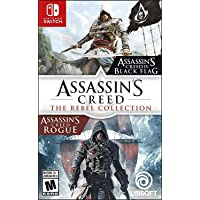 Assassin's Creed: The Rebel Collection - Nintendo Switch - Bundle Edition - Bundle Edition - Nintendo Switch