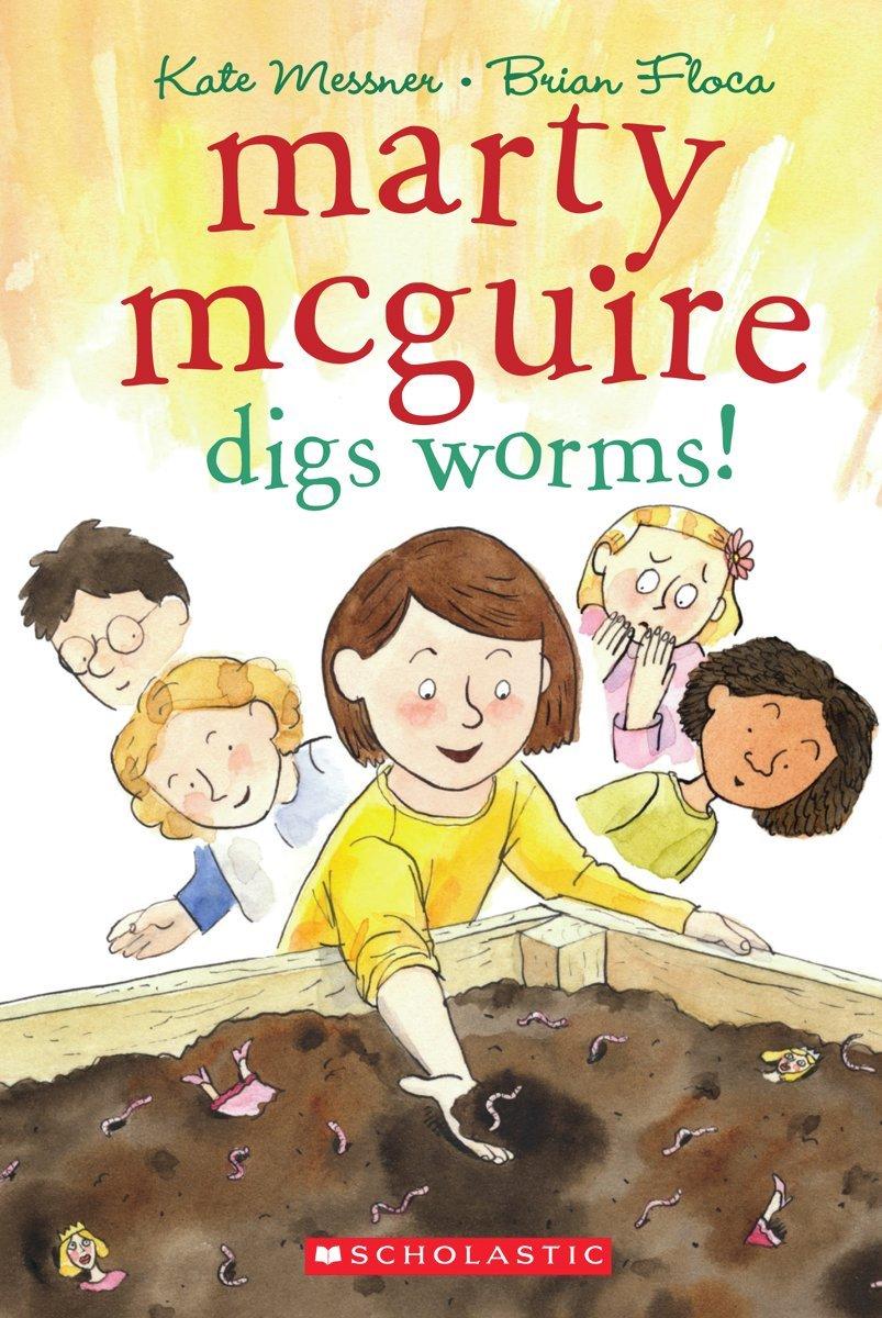 Marty McGuire Digs Worms! - Audio (Marty McGuire (Audio))