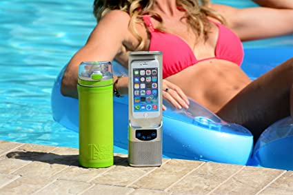 Next Bottle NBC1.2SGR NBC1.2 All-in-One Bluetooth Speaker