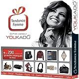 Coffret Cadeau Femme – Coffret YOUKADO – Tendance Femme Bronze