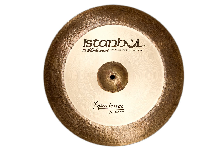 Istanbul Mehmet Cymbals X-Perience Series X-Jazz China Cymbals XXJ-FCH (19