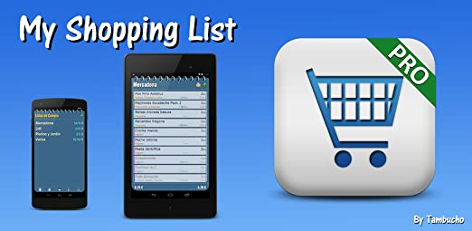 Amazon.com: My Shopping List: Appstore for Android