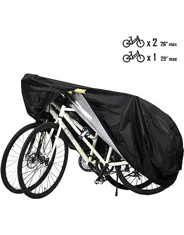 b49e293d45f Favoto Funda para Bicicleta Exterior 210D Cubierta Protector al Aire Libre  contra Lluvia Sol Polvo para