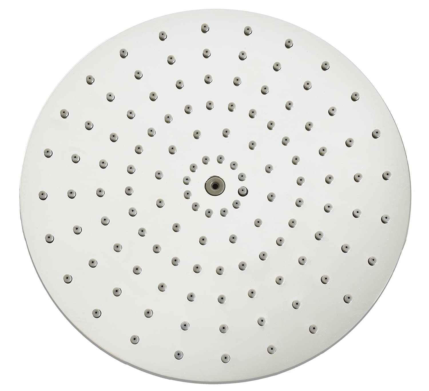 WaterPoint 8 Inch Rain Shower Head, Best High Pressure Rainfall ...