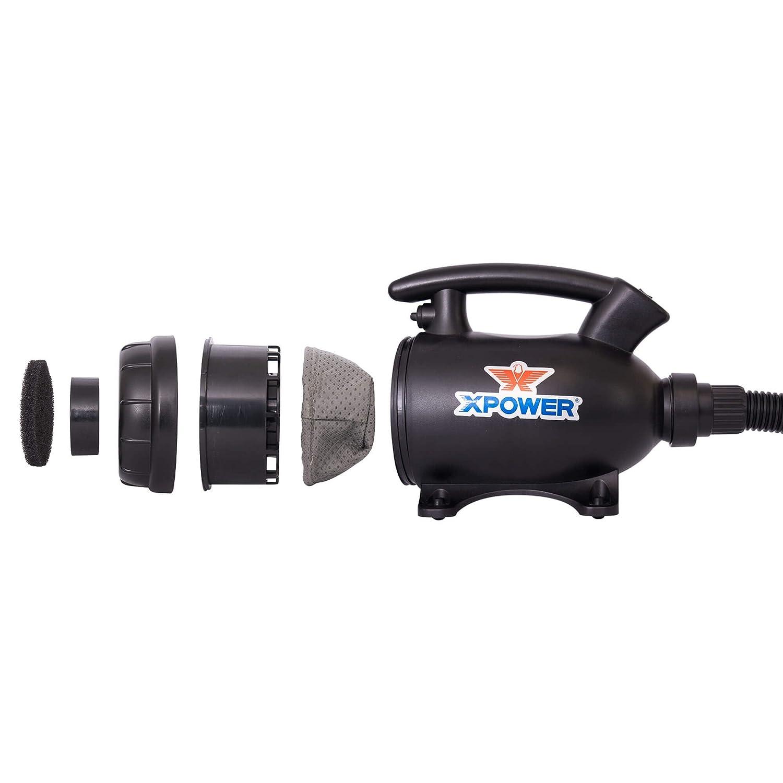 Xpower A-5 1000 Watt, Limpiador de Aire eléctrica Cartucho vacío: Amazon.es: Electrónica