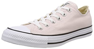 80d1230c1473 Converse Unisex Adults  CTAS Ox Barely Rose Trainers  Amazon.co.uk ...