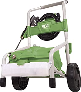Martha Stewart MTS-2030PW 2030 PSI 1.76 GPM 14.5-Amp Electric Pressure Washer w/Roll Cage