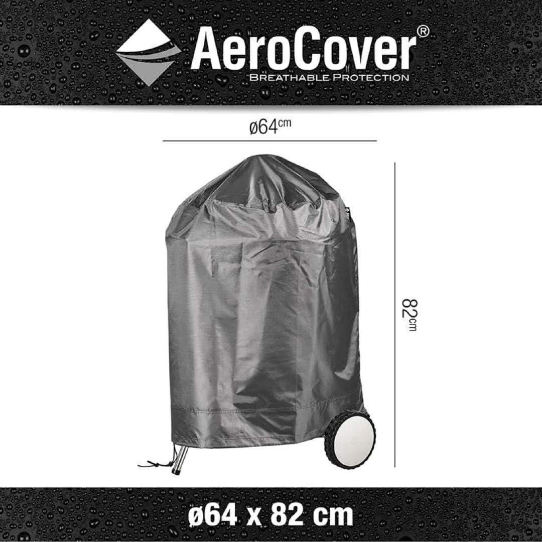 anthrazit Pacific Lifestyle 18-C-7872 Grillkessel Aerocover
