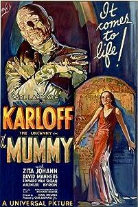 Studio B Boris Karloff The Mummy Vintage Movie Poster 24x36 inch