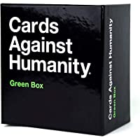 Cards Against Humanity Cards Against Humanity Green Box Board Games
