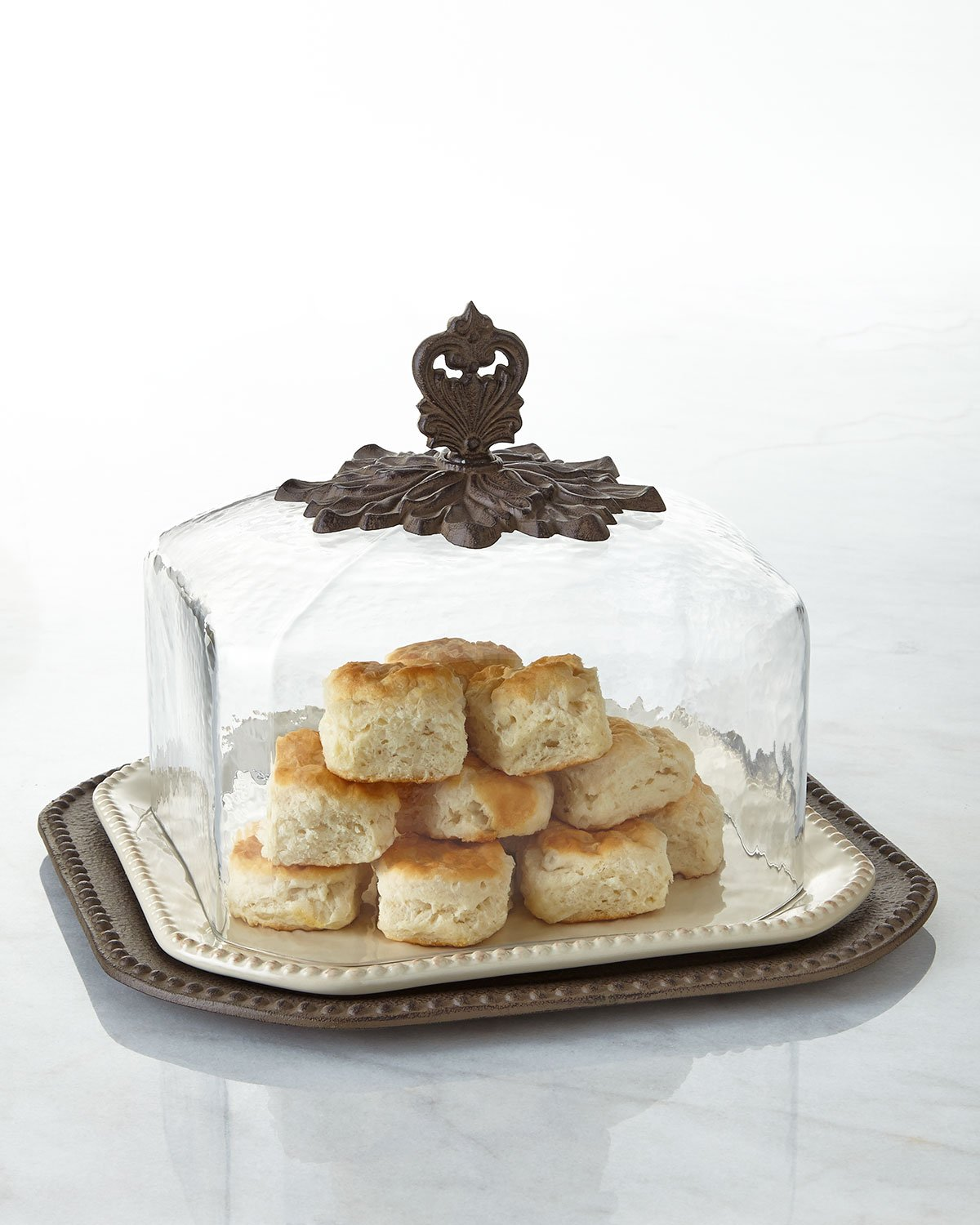 Pastry Keeper, ivory