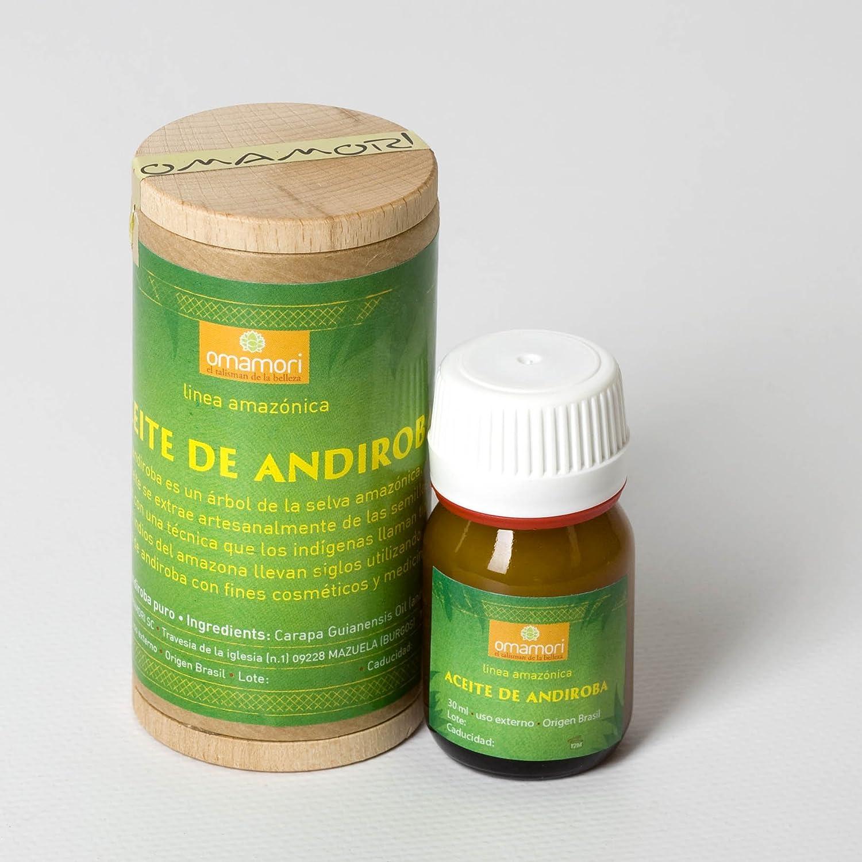 ACEITE DE ANDIROBA (Carapa Guianensis) (30ML.): Amazon.es: Belleza