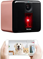 Petcube [2017 Item Play Smart Pet Camera with Interactive Laser Toy. Remote Dog/Cat Monitoring with HD 1080p Video, Two-Way