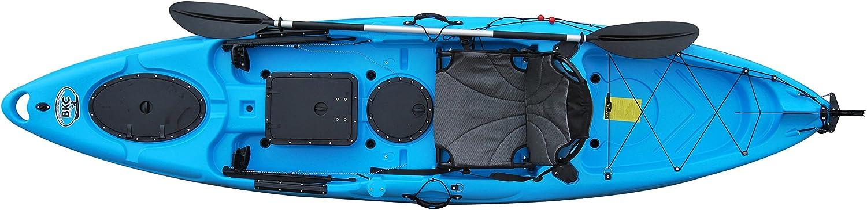Amazon.com: BKC RA220 - Kayak de pesca individual de 11,6 ...
