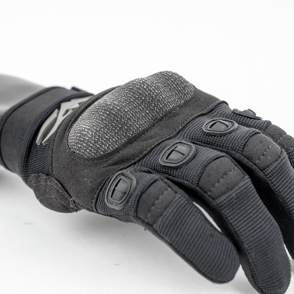 Black Valken Zulu Hard Knuckle Gloves