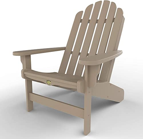 Original Pawleys Island DWAC1WW Durawood Essentials Adirondack Chair