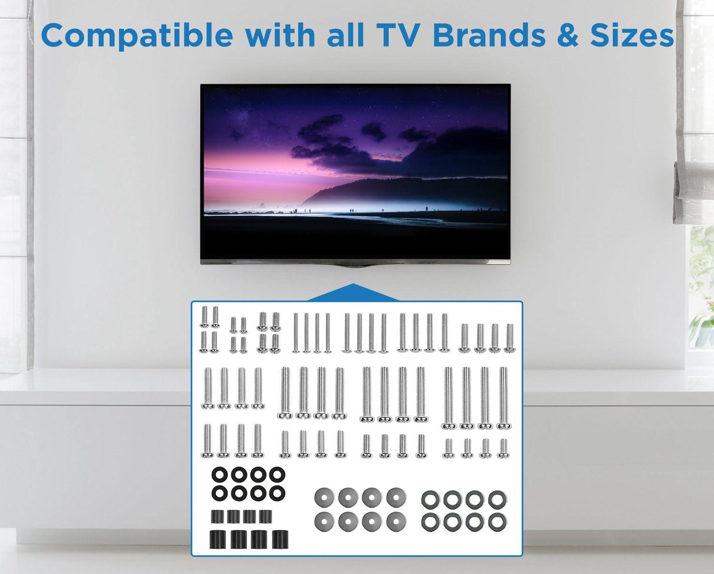 Mount-It!. TV Kit de Hardware de Montaje, Soporte de Pared VESA ...