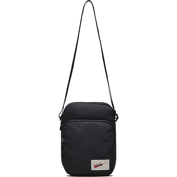 Amazon.com: Nike Heritage Smit Label - Bolsas de hombro