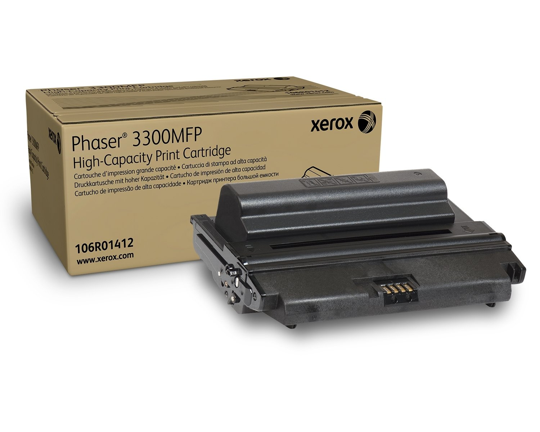Toner Original XEROX 106R01412 Phaser 3300 (Black)