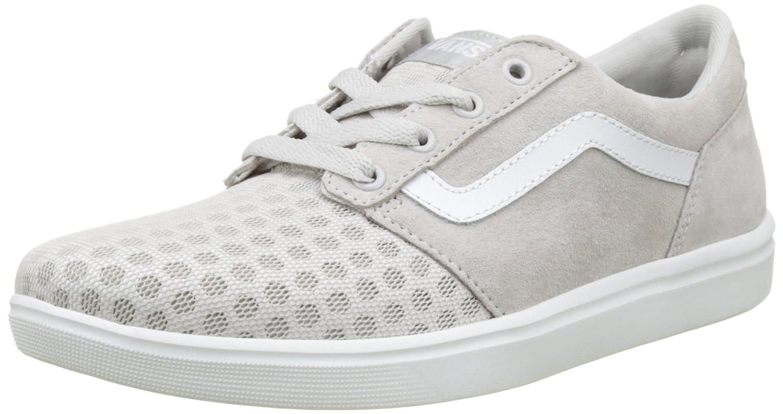 Vans MN Chapman Lite, Sneakers Basses Homme, Gris (Mixed), 44.5 EU