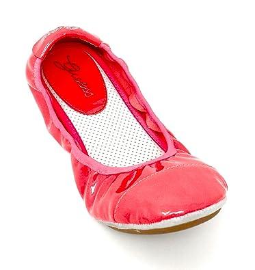 4f39c02fb4e7ec Guess Ballerines Pour Femme - Rose - Corail, 38 EU: Amazon.fr ...
