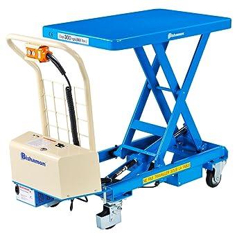 Tap 0005384 mesa elevadora hidráulica Mobile, 1000 mm x 500 mm x ...