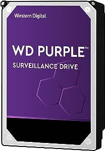"""WD Purple 6TB Güvenlik Kamerası Diski - 5400 RPM Class, SATA 6 Gb/s, 64 MB Cache, 3.5"""" - WD60PURZ"""